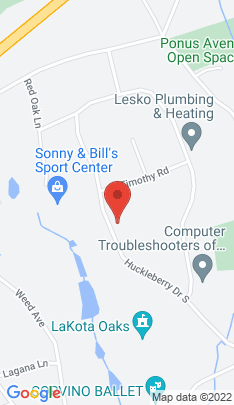 Map of Single Family Home on 30 Huckleberry Drive,Norwalk, CT