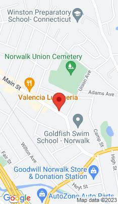 Map of Condo Home on 140 Main Street,Norwalk, CT