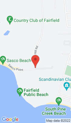 Map of Single Family Home on 1123 Sasco Hill Road,Fairfield, CT