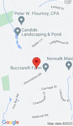 Map of Single Family Home on 143 Ponus Avenue,Norwalk, CT