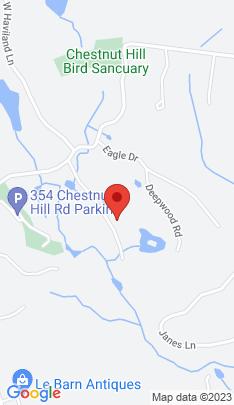 Map of Single Family Home on 74 Jordan Lane,Stamford, CT