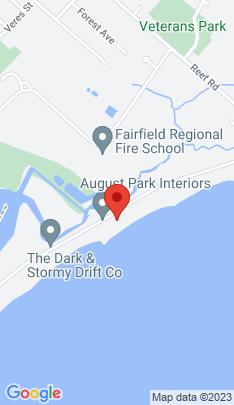 Map of Single Family Home on 1205 Fairfield Beach Road,Fairfield, CT