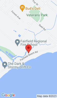 Map of Single Family Home on 1094 Fairfield Beach Road,Fairfield, CT