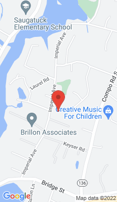 Map of Single Family Home on 6 Laurel Lane,Westport, CT