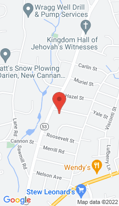 Map of Single Family Home on 4 Newtown Terrace,Norwalk, CT