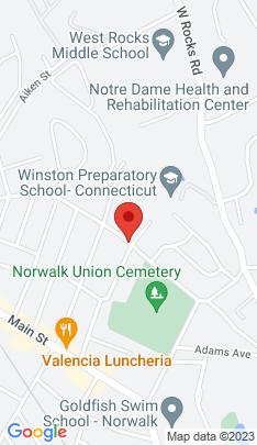 Map of Condo Home on 63 Ward Street,Norwalk, CT