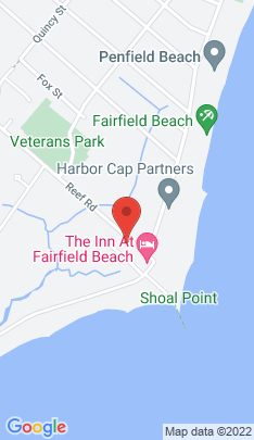 Map of Multi Family Home on 1100 Reef Road,Fairfield, CT