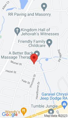 Map of Multi Family Home on 7 Margaret Street,Norwalk, CT