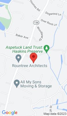 Map of Mansion on 7 Tranquility Lane,Westport, CT