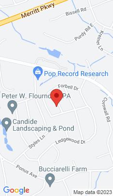 Map of Single Family Home on 7 Belfor Road,Norwalk, CT
