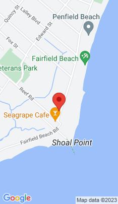 Map of Condo Home on 674 Fairfield Beach Road,Fairfield, CT