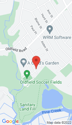 Map of Single Family Home on 177 Mona Terrace,Fairfield, CT