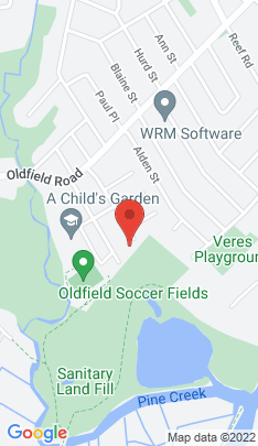 Map of Single Family Home on 180 Oldfield Drive,Fairfield, CT