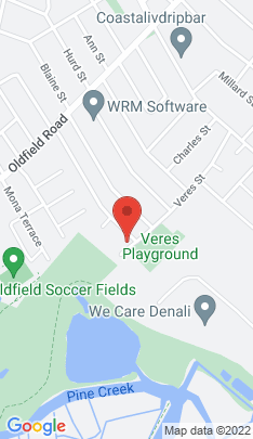 Map of Single Family Home on 336 Veres Street,Fairfield, CT