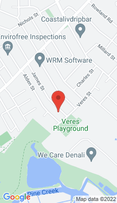 Map of Single Family Home on 270 James Street,Fairfield, CT