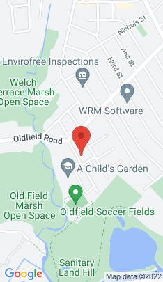 Map of Single Family Home on 71 Mona Terrace,Fairfield, CT