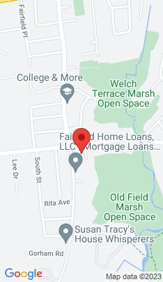 Map of Single Family Home on 21 Ennis Lane,Fairfield, CT