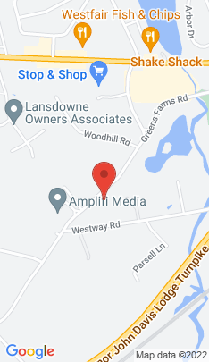 Map of Single Family Home on 374 Greens Farms Road,Westport, CT