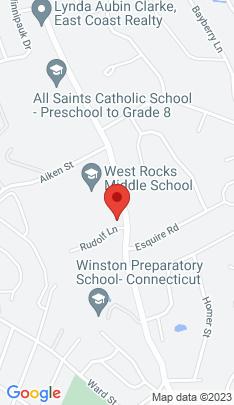 Map of Single Family Home on 77 Rocks Road,Norwalk, CT