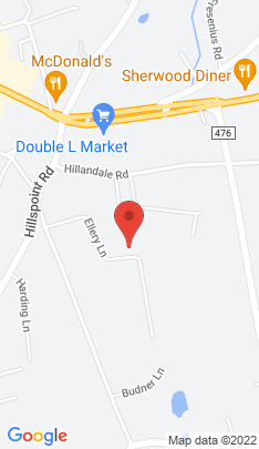 Map of Single Family Home on 15 Ellery Lane,Westport, CT