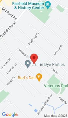 Map of Single Family Home on 48 Millard Street,Fairfield, CT