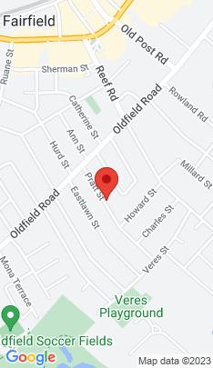 Map of Single Family Home on 111 Pratt Street,Fairfield, CT