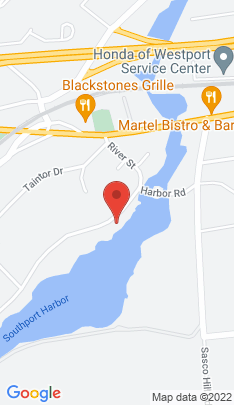 Map of single family home on 233 Harbor Road,Fairfield, CT