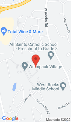 Map of Condo Home on 71 Aiken Street,Norwalk, CT