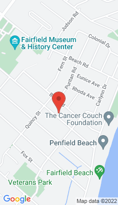 Map of Single Family Home on 483 Penfield Road,Fairfield, CT
