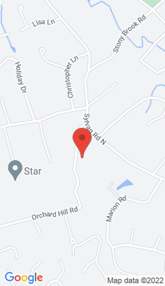 Map of Single Family Home on 39 Orchard Hill Road,Norwalk, CT