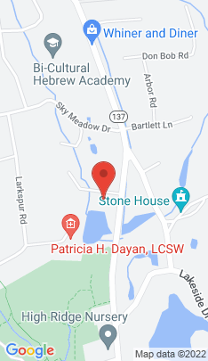 Map of Single Family Home on 16 Alma Rock Road,Stamford, CT
