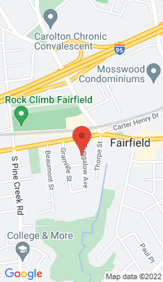 Map of Single Family Home on 144-148 Bungalow Avenue,Fairfield, CT