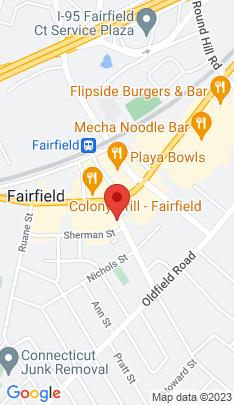Map of condominium home on 40 Reef Road,Fairfield, CT
