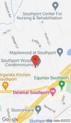 Map of Condo Home on 215 Southport Woods Drive,Fairfield, CT