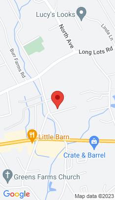 Map of Single Family Home on 3 Morningside Lane,Westport, CT