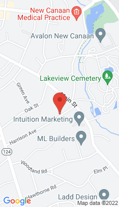 Map of Condo Home on 114 B Harrison Avenue,New Canaan, CT