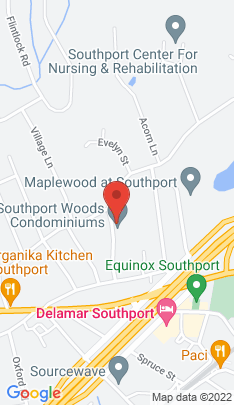 Map of Condo Home on 58 Southport Woods Drive,Fairfield, CT