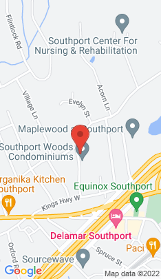 Map of Condo Home on 42 Southport Woods Drive,Fairfield, CT