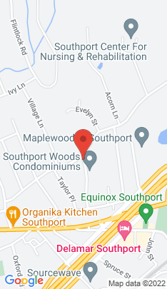 Map of Condo Home on 16 Southport Woods Drive,Fairfield, CT