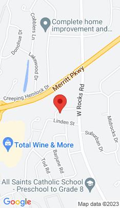 Map of Single Family Home on 4 Skyview Lane,Norwalk, CT
