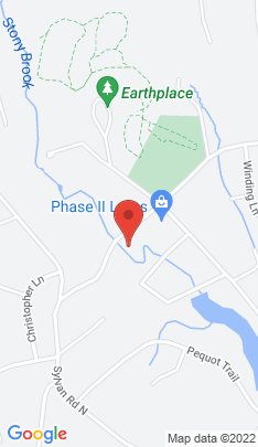 Map of Luxury Single Family Home on 31 Stonybrook Road,Westport, CT