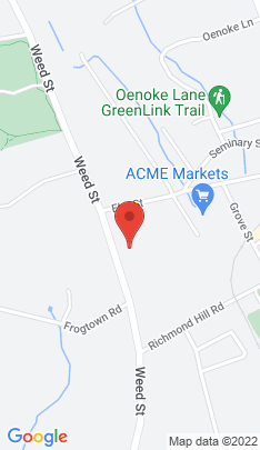 Map of Condo Home on 705 Weed Street,New Canaan, CT