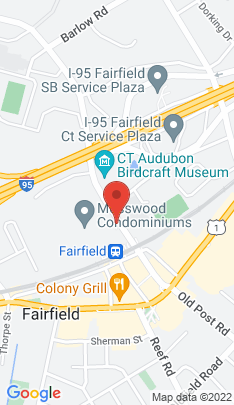 Map of Condo Home on 245 Unquowa Road,Fairfield, CT