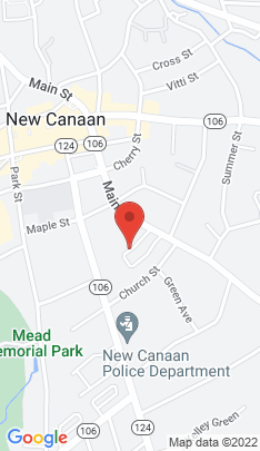 Map of Condo Home on 205 Main Street,New Canaan, CT