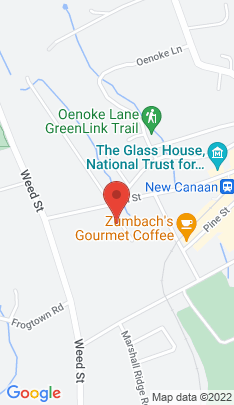 Map of Condo Home on 312 Elm Street,New Canaan, CT