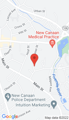 Map of Multi Family Home on 214m Summer Street,New Canaan, CT