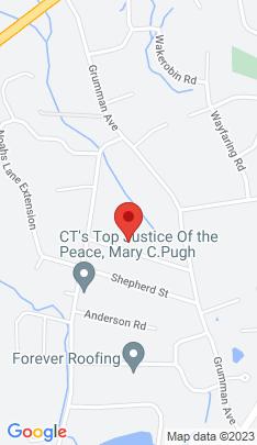 Map of Single Family Home on 10 Scott Street,Norwalk, CT