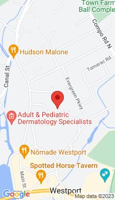 Map of Single Family Home on 38 Washington Avenue,Westport, CT
