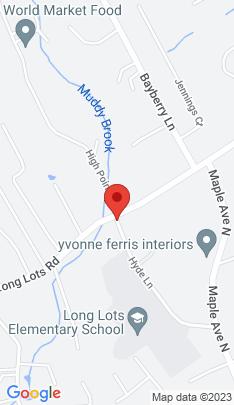 Map of Condo Home on 84 Regents Park,Westport, CT