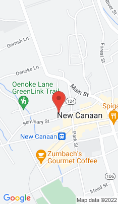 Map of Condo Home on 24 Saint Johns Place,New Canaan, CT